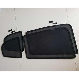 Rear Window Sunshade for Volvo S60