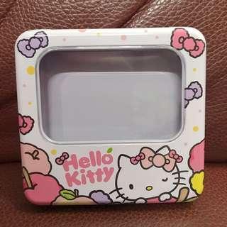 Hello Kitty 鐵盒🎀