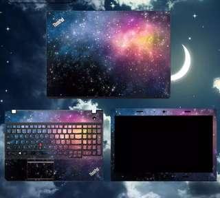 3pcs Set Laptop Skin Sticker
