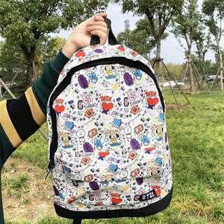BT21 Unofficial Backpack