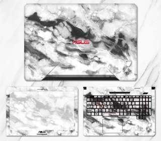 3 pcs Set Laptop Skin Sticker