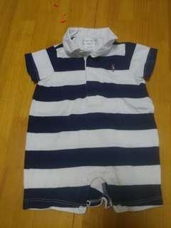Ralph Lauren polo短袖夾衣