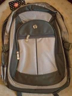 HP laptop bag backpack  orig