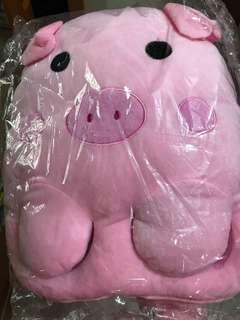 全新 韓款 USB 豬仔暖腳器