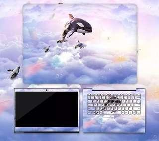 Laptop Skin Sticker