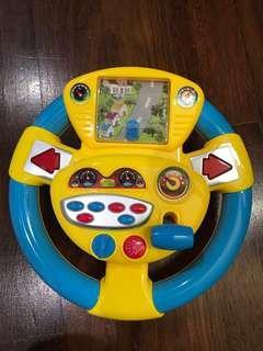 Mainan setir2an mobil