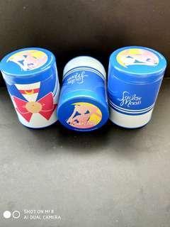 全新正版Sailor Moom 美少女儲物罐