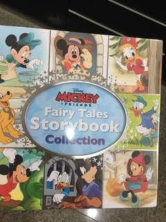 BNiP Mickey fairy tales storybook collection