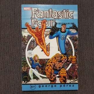 Fantastic Four Visionaries: George Pérez, vol. 1 TPB