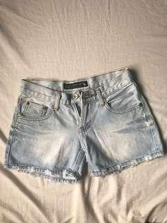 XS Maong Shorts