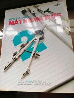New Syllabus Mathematics Textbook 2 Exp