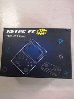 Retro FC Plus 168 in 1 Gameboy (with gamepad)