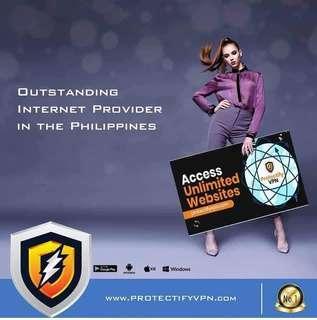 Protectify Vpn Unli Internet
