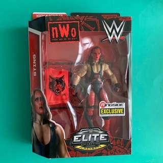 Sting RSC Exclusive WWE Mattel Action Figure Toy