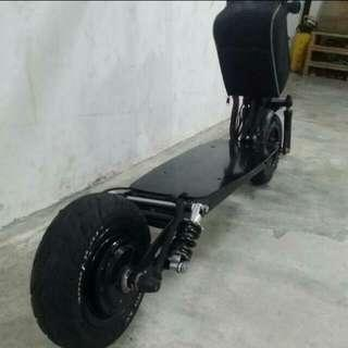 Mboard Goliath Chassis W/O Battery