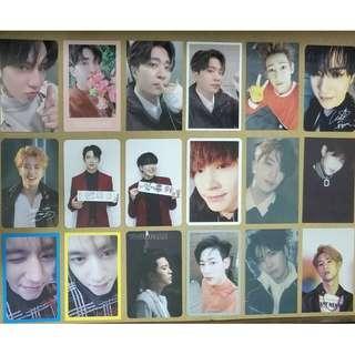 GOT7 Photocards