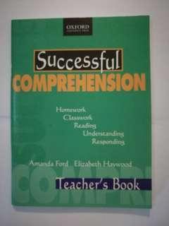 Successful Comprehension: Teacher's Book