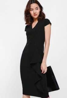 Love Bonito Black Dress
