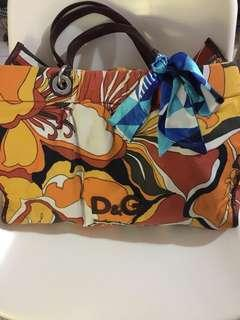 tote bag authentic dolce & gabanna