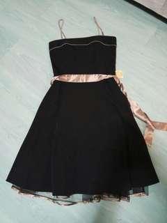 Jessica及膝禮服裙