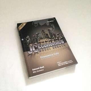 JC Economics Model Essays (3rd Edition)