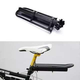 🆕🆒 Adjustable Bike Rear Cargo Rack Touring Bag Panniers Carrier Seatpost Mount