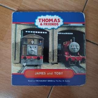 Thomas & Friends (James & Toby)