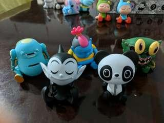 Unbox and friends blind box