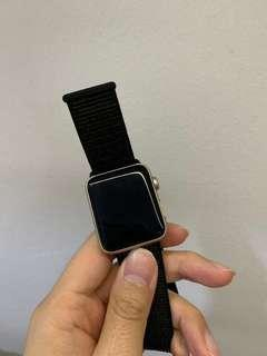 Beautiful Apple Watch Series 2 with Rose Gold Frame (42mm)