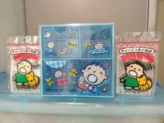 正版Sanrio 大口仔櫃桶(送密實袋2包)