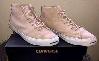 Converse Jack Purcell Leather High Cut