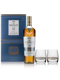 Macallan 12 Year Old Fine Oak Triple Cask Gift Box 禮盒裝 限量版 蘇格蘭威士忌