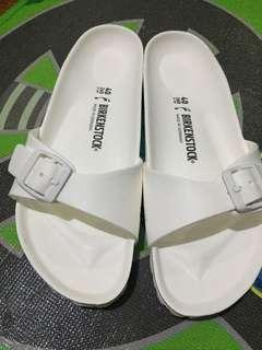 Authentic Birkenstock Eva Madrid White