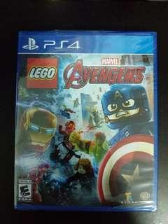 PS4 Lego Marvel Avengers (New)