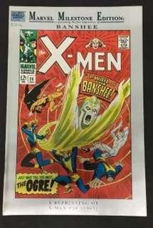 Marvel Milestone X-Men #28 Comic