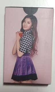 Twice Sana Lomo PhotoCards