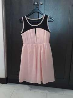 (3 for $22) BN Pink dress