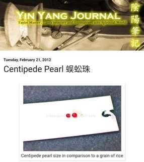 Centipede Pearl - The Truth