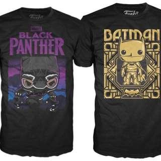 Funko pop T shirt limited edition
