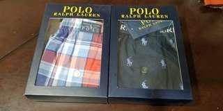 Polo Ralph Lauren Woven Boxer Classic Cotton