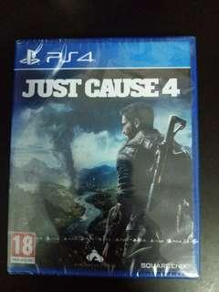 PS4 Just Cause 4 (New)