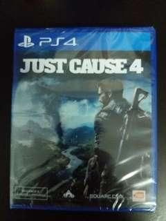 PS4 Game Just Cause 4 (New)