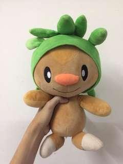 Chespin from Pokémon Plush Toy