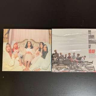 [WTS] RED VELVET AND NCT ALBUMS