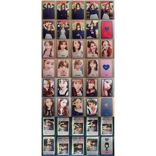 [PO] TWICE Signal Official Photocards Set