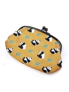 Panda Coin Pouch from Japan