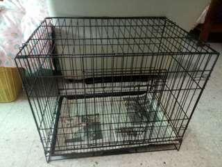 2nd CAT/RABBIT/PUPPY CAGE (STILL VERY NEW CONDITION)