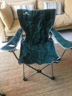 Camping chairs x 2