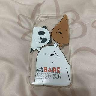 [INSTOCK] WE BARE BEARS IPHONE 6S CASE