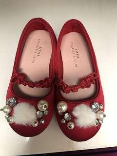 Charles and Keith shoes for girls
